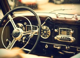 Antique classic car insurance