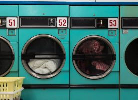 starting a laundry business