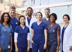 medical staffing liability insurance programs